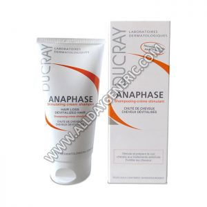 ducray anaphase shampoo, Tocopherol Nicotinate Ruscus Vitamin complex