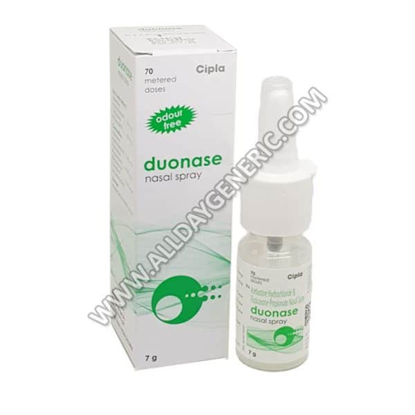 Duonase Nasal Spray
