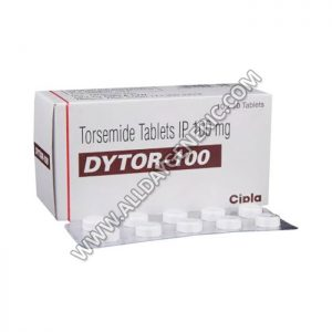 dytor 100 mg (Torasemide)