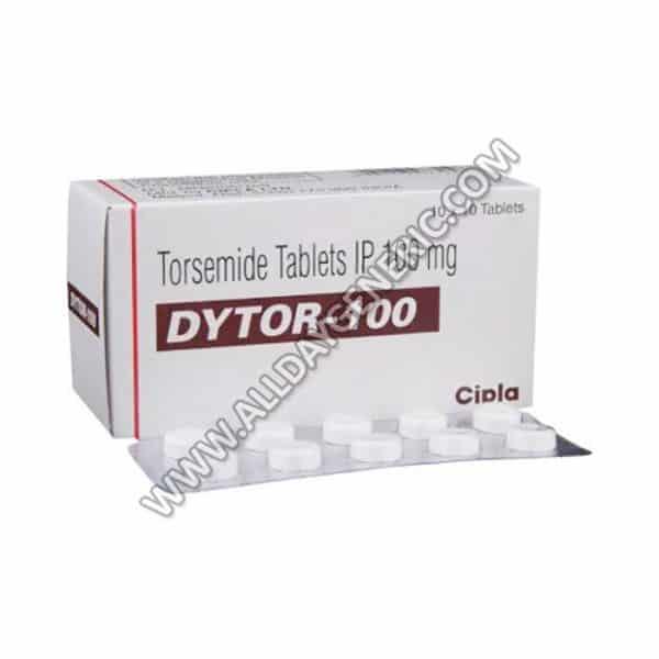 Dytor 100 mg Tablet