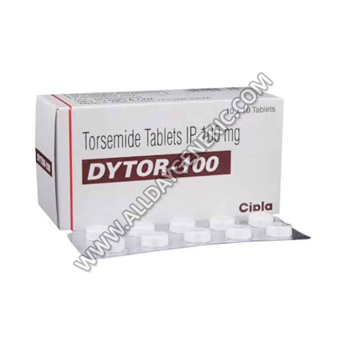 Dytor 100 mg (Torasemide 100 mg)