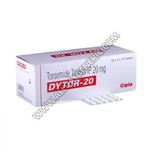 Dytor 20 mg (Torasemide 20 mg)