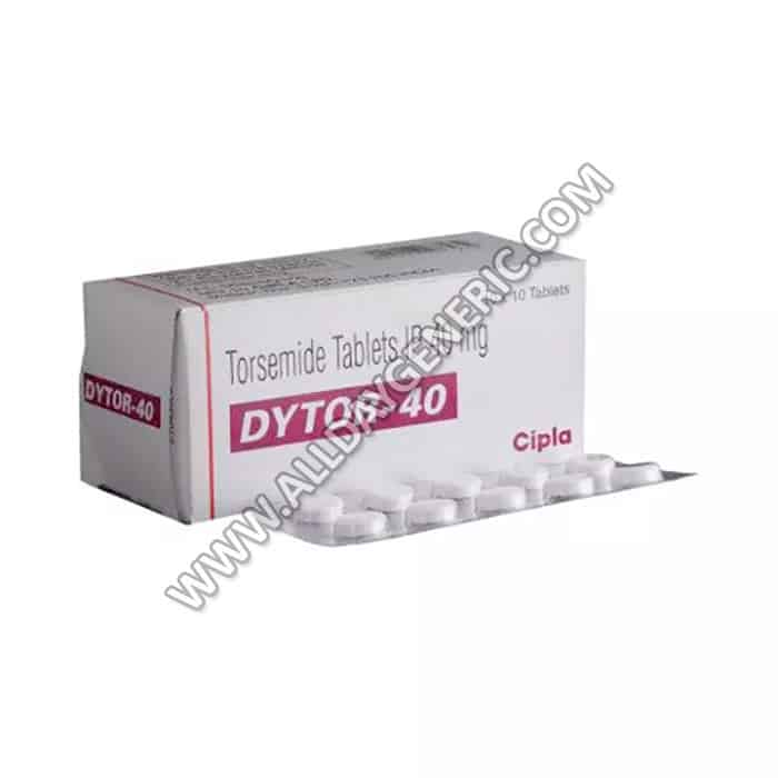 dytor 40 mg (Torasemide)