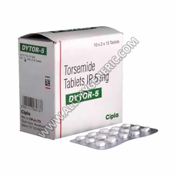 Dytor 5 mg Tablet