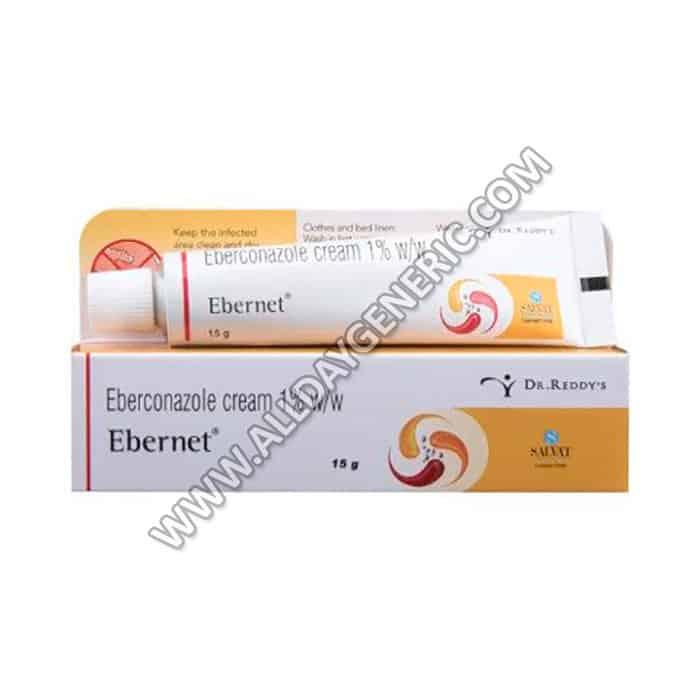 Ebernet Cream (Eberconazole)