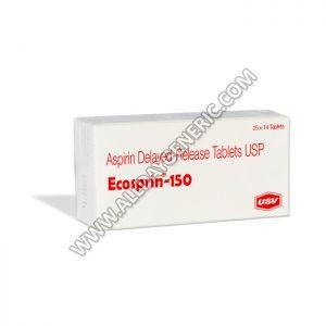Ecosprin | Ecosprin 150 mg (Aspirin)