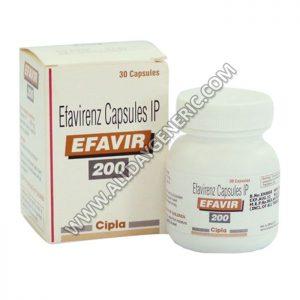 Efavirenz (Efavir 200 mg )