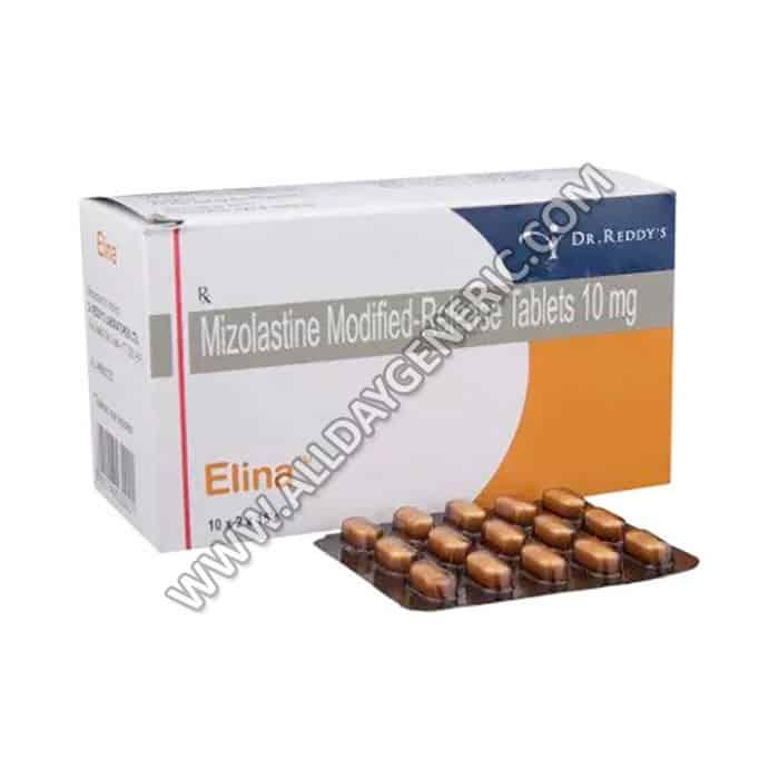 elina 10 (Mizolastine)