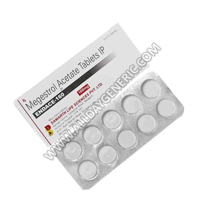 Endace 160 mg (megestrol 160 mg)