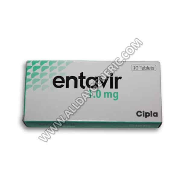 Entavir 1 mg
