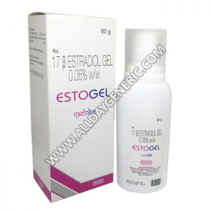 Estogel, Estradiol 0.06% Gel
