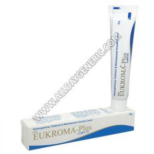 Hydroquinone Uses | Eukroma cream (Hydroquinone / Tretinoin / Mometasone)