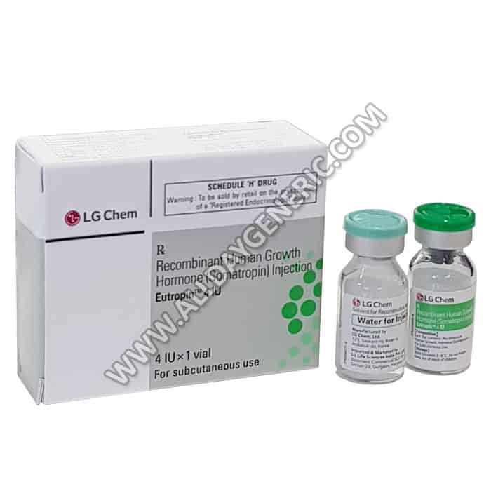 Somatropin