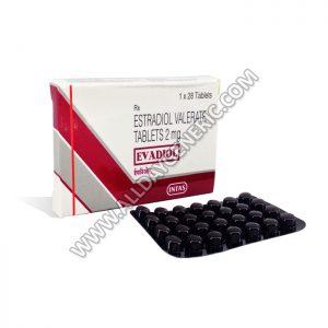 Evadiol (Estradiol 2mg)