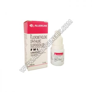 FML Eye drops (Fluorometholone)