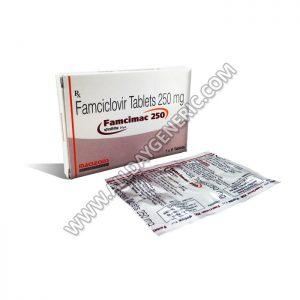 Famcimac 250 (Famciclovir 250)