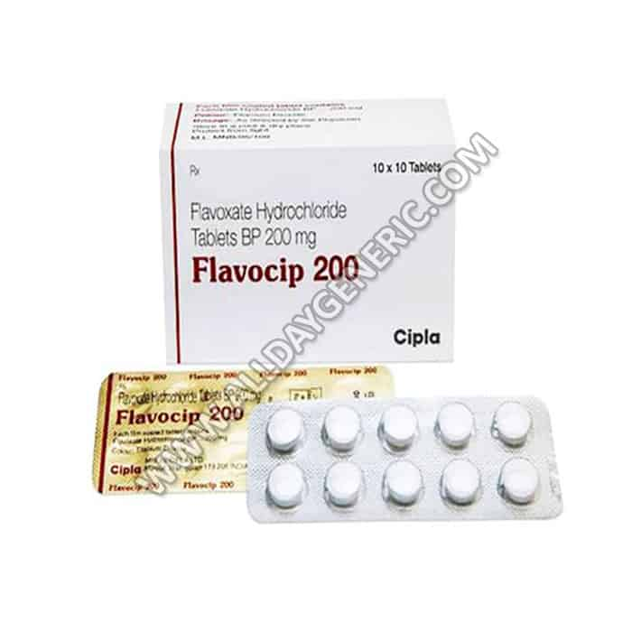 Flavoxate