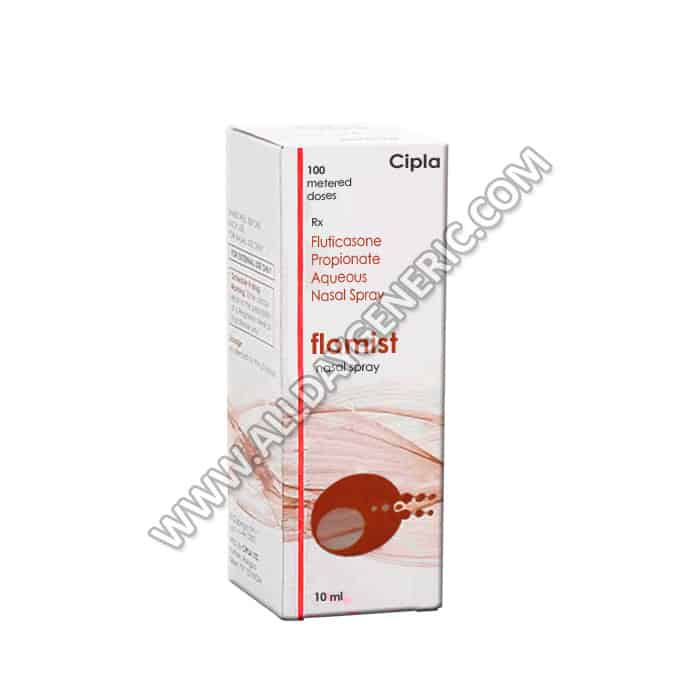 Flomist Nasal Spray (Fluticasone propionate)