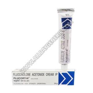 Flucort H Cream (Fluocinolone Acetonide)