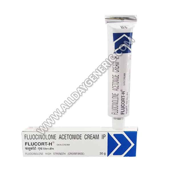 Flucort H Cream