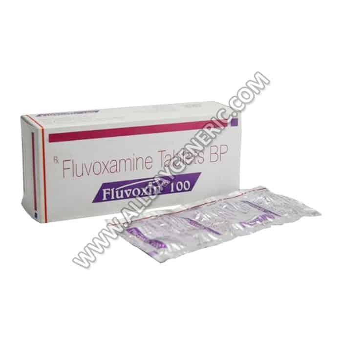 fluvoxamine 100 mg