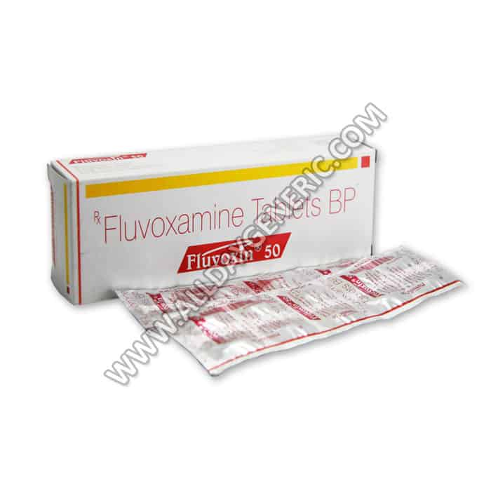 Fluvoxamine 50 mg