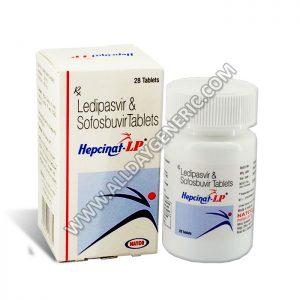 Hepcinat LP (Ledipasvir Sofosbuvir)