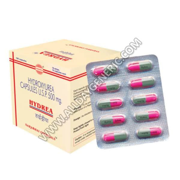 Hydrea – 500 mg