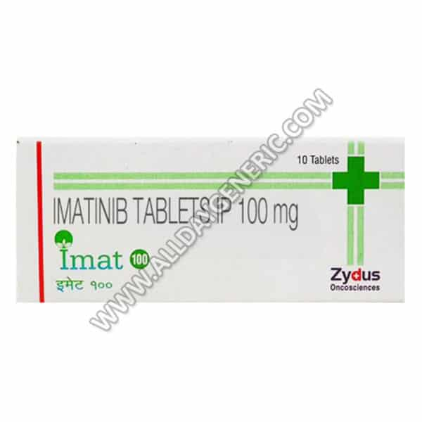 Imat 100 mg Tablet