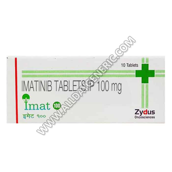 Imat 100 mg Tablet, Imatinib