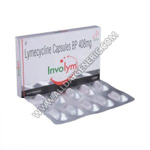 Involym 408 mg, Involym Capsules, Lymecycline