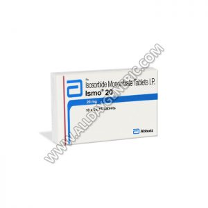 Ismo 20 mg (Isosorbide Mononitrate 20mg)