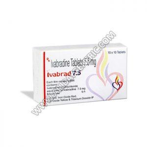 Ivabrad (Ivabradine generic)