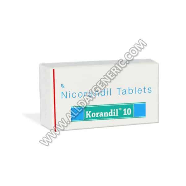 Korandil-10-mg