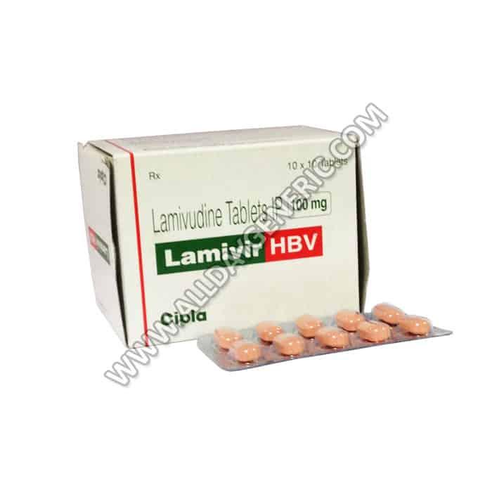 Lamivir Hbv (Lamivudine)