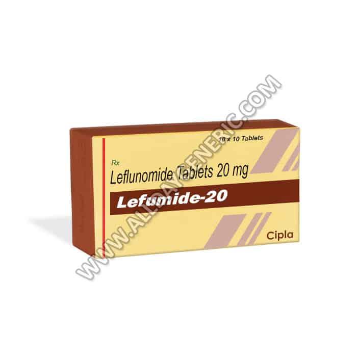 Lefumide 20 mg, Leflunomide