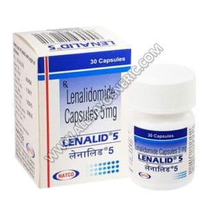 lenalidomide, lenalidomide cost, Lenalid 5 mg, lenalidomide side effects