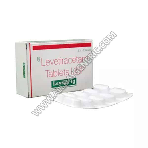 Levipil 1000 mg Tablet
