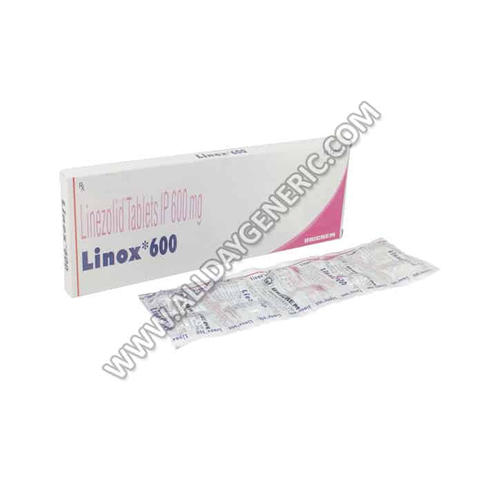 Linox, Linox 600 Mg, Linezolid