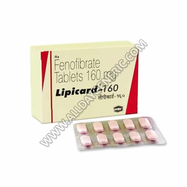 Lipicard-160-mg