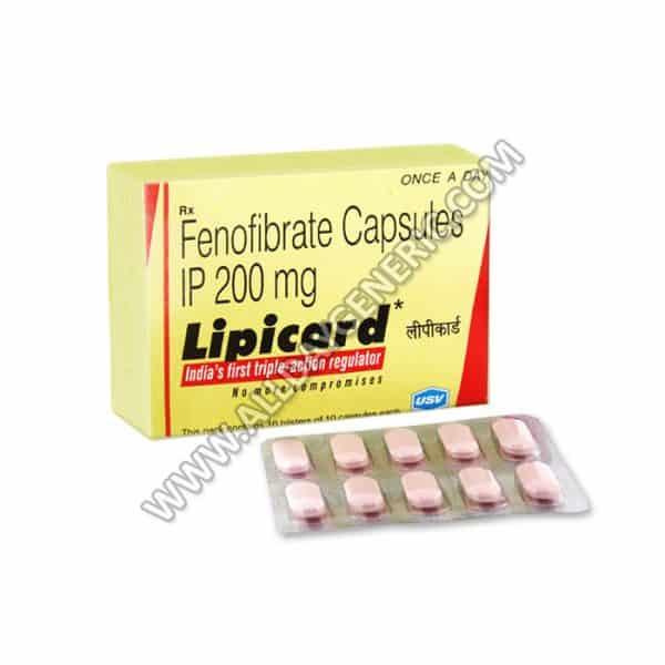 Lipicard-200-mg