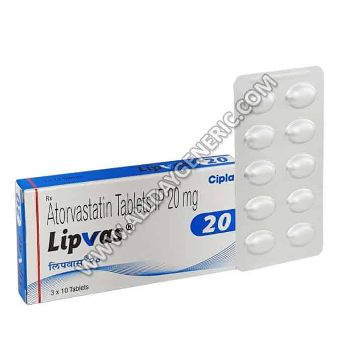 lipvas 20
