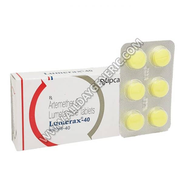 Lumerax 40 mg Tablet