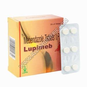 Mebendazole (Lupimeb 100 mg)