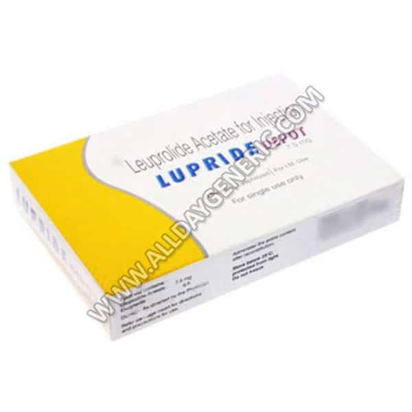 Lupride Depot 7.50 mg