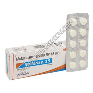 Meloxicam 15 mg (Melorise)