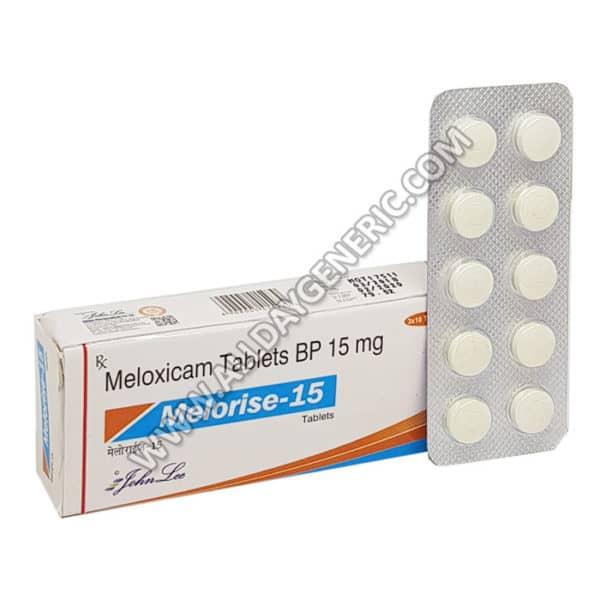 Melorise 15 mg