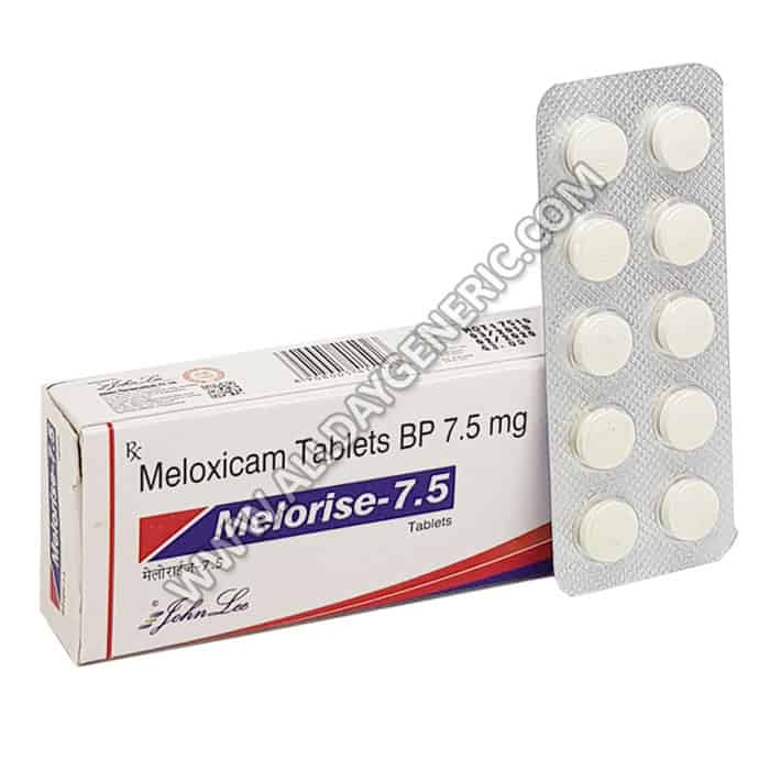 Meloxicam 7.5 mg (Melorise)