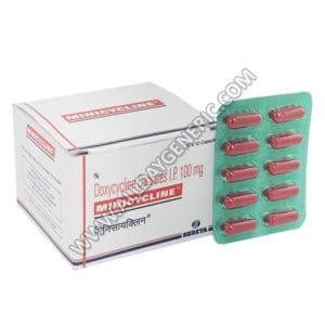 Minicycline, Doxycycline, what is doxycycline used for