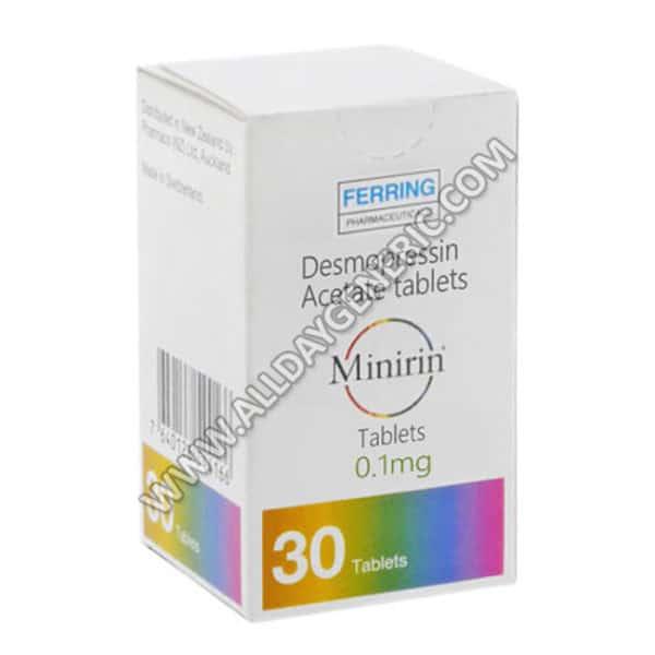 Minirin 0.1 mg